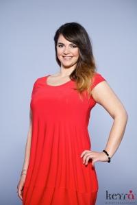 Francesca Galiotta vincitrice casting keyrà 2014