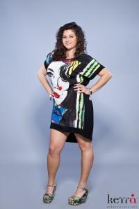 Beatrice Bernanrdini vincitrice casting keyrà 2014
